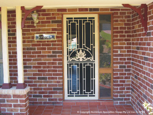 Sliding Screen Doors Brisbane Colonial Cast Doors Aa